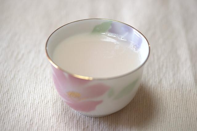 授乳中 アルコール お菓子