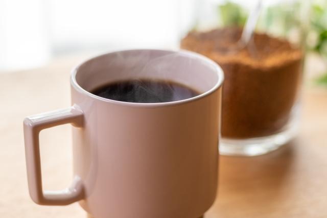 授乳中 カフェインレスコーヒー